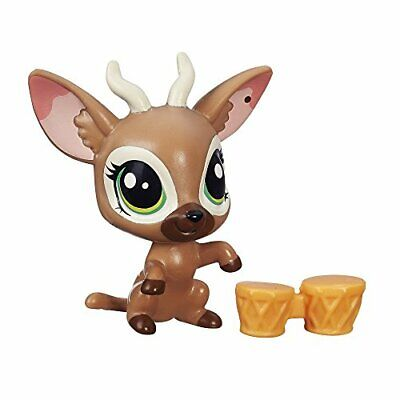 Littlest Pet Shop Get the Pets Single Pack Bongo Brill Doll