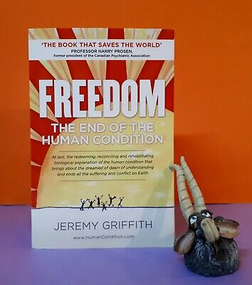 J Griffith: Freedom ~ The End of the Human Condition/