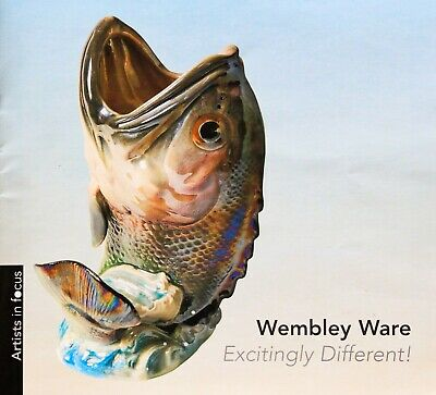 Wembley Ware Excitingly Different!, Exhibition Catalogue, Very Good Condition