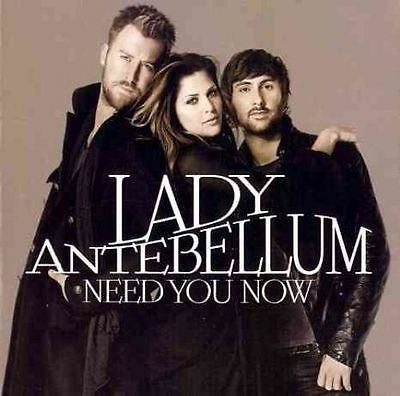 Lady Antebellum - Need You Now - Cd - Neu