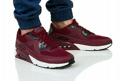 best service 8b2c6 02985 Nike Air Max 90 Ultra 2.0 SE Red Team Black Sail White UK Size 7.5 876005