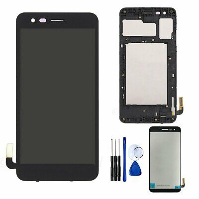 For LG Aristo 3 2019 LM-X220MA LM-X220PM LCD Touch Screen Digitizer + Frame