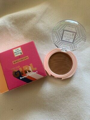 NEW The Beauty Crop You Go Girl Bronzer Compact 'Tanneries' 2.5g
