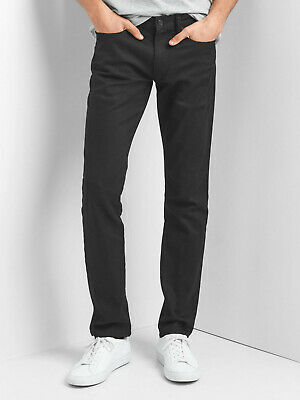 Gap Skinny Jeans with GapFlex, Size 29X32 Black