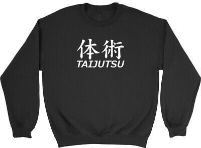 Taijutsu Boys Girls Kids Childrens Sweatshirt