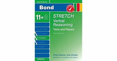 New Bond 10 Minute Tests Verbal Reasoning 10-11+ Y