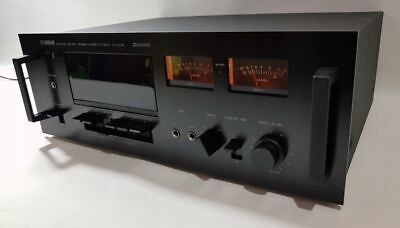 Yamaha Vintage Stereo Cassette Deck Player