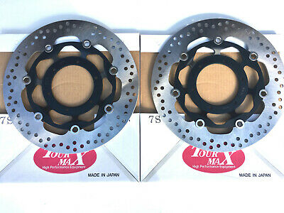 Honda Cbr600  Front Brake Discs 2001 To 2007 Japanese Tourmax  Offer