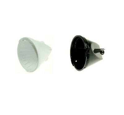 Beige Or Black Filter Holder Basket For Philips Daily Collection Coffee Maker