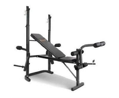 7 in 1 Fitness Exercise Home Gym Equipment MultiStation Weight Flat Bench Press