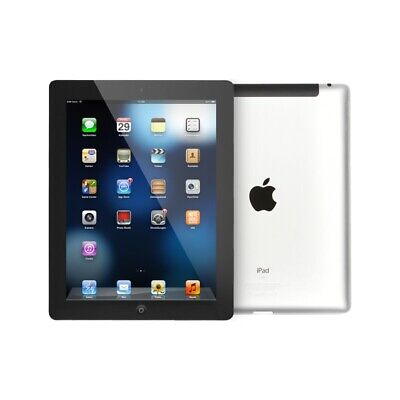 Apple iPad 4te Generation Wifi + Cellular 16GB 9,7 Zoll Display Space Grau TOP