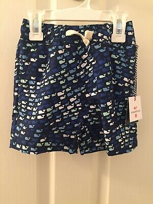 f609e9df8c Vineyard Vines for Target Toddler Boys' School of Whales Swim Trunks Size 2T