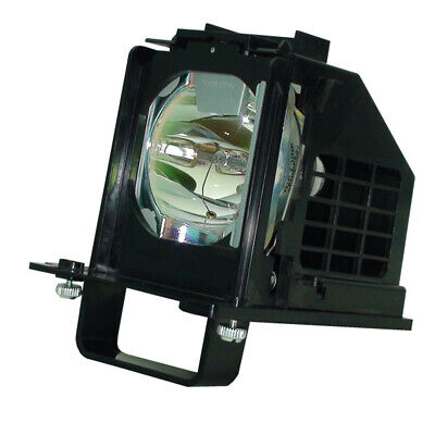 OEM WD-60738/WD60738 Replacement Lamp for Mitsubishi TV (Philips Inside)