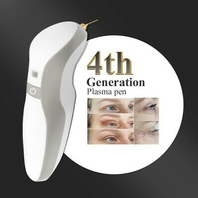 ❤️4Th Generation Plasma Pen W/33 Pcs Needle Eyelid Lift Fibroblast Tightening Us