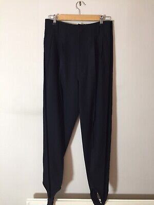 Jean Paul Gaultier Mens Stirrup Trousers 1980's - Size 46 Euro - Nice Condition