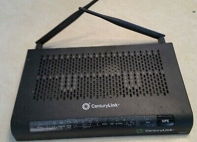 VDSL Modem Router Combo CenturyLink Technicolor C2000T Wireless 802.11N ADSL2