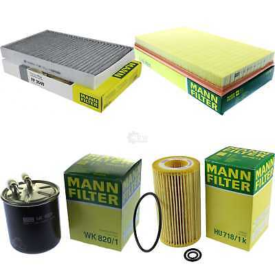 Mann-Filter Paquet Mercedes-Benz Viano W639 CDI 2.2 4matic 2.0 Vito Bus