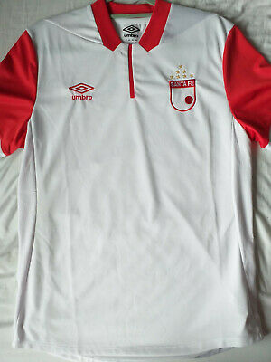 ea04cce37 Independiente Santa Fe (Colombia) away football shirt 2014 large mint  condition