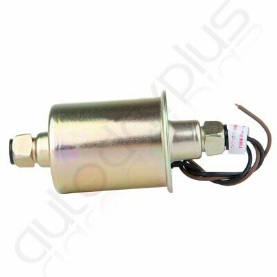 New Universal Electric Fuel Pump With Installation Kit E8016S