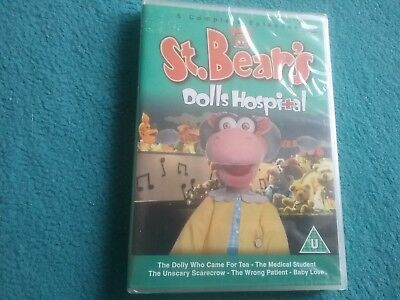 st bears dolls hospital professor the dolly who came to tea 5 complete episodes