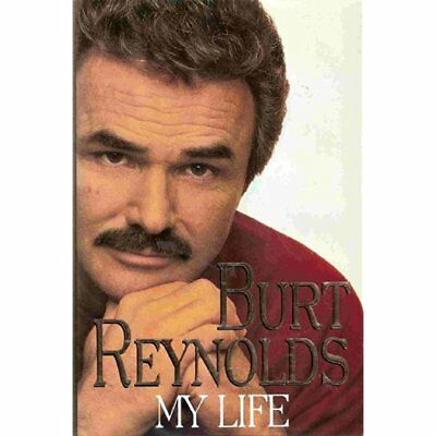 Burt Reynolds-Signed Memoir-Deliverance-Woody Allen-Mel Brooks-Boogie Nights