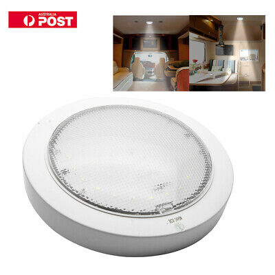 For Caravan/Motorhome/Trailer/Boat 12V Ceiling Light LED Interior light Fixture