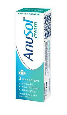 Anusol Haemorrhoids Piles Treatment Cream 23g**Free Delivery**