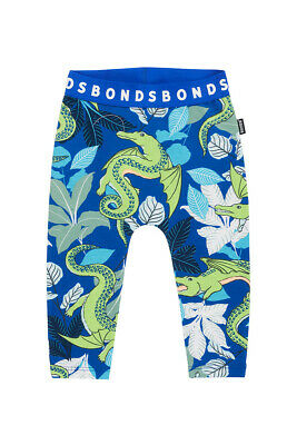Bonds Baby Stretchie Leggings Nwt Cocodragon Blue Leggings Unisex All Sizes