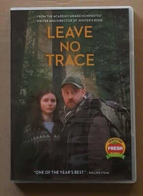 LEAVE NO TRACE (DVD, 2018) Region 1