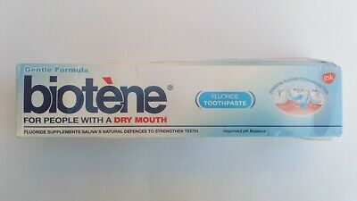 BIOTENE Fluoride Toothpaste 100ml. For dry mouth