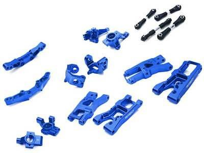 1//16 Mini-SCT Losi LOSB1852 Front//Rear Shock Tower /& Lower Shock Mounts