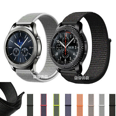 Woven Nylon Watch Band For XIAOMI HUAMI amazfit pace / AMAZFIT 2/2S stratos