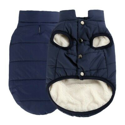 Chihuahua Pet Dog Winter Warm Coat Sweater Cat Puppy Fleece Vest Jacket Clothes