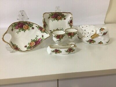 Royal Albert Old Country Roses Pieces / All Made In England /CLEARANCE