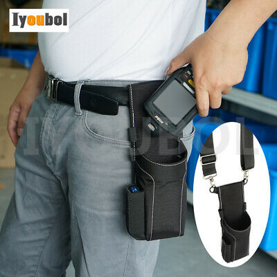 Shoulder Holster Storage Bag For Zebra Honeywell Intermec Barcode Scanner