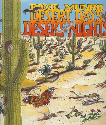 Desert Days, Desert Nights-ExLibrary