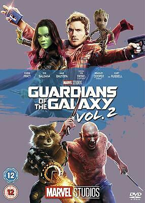 Guardians Of The Galaxy (2017) Dvd With Collectors Slipcover