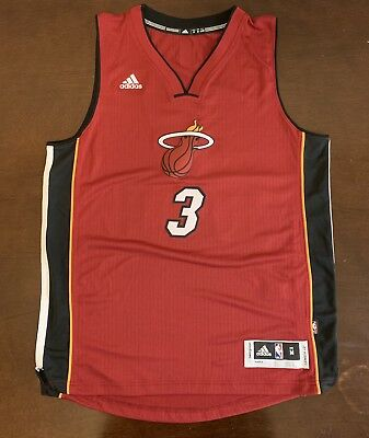 huge discount 2f395 dba75 ADIDAS NBA TODDLERS Miami Heat Dwyane Wade #3 Short Sleeve ...