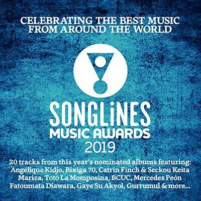 Various Artists-Songlines Music Awards 2019 (Us Import) Cd New