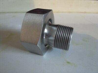 """1.5"""" RJT Nut &  Liner + RJT Seal to 22mm Compression Fitting Brewery Fitting"""