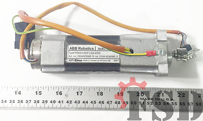 ABB 3HAC5887-1 (3HAC7842-1) Robot IRB140 Rot. AC Motor With Pinion