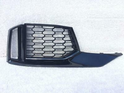 Audi Rs3 8V 2016-2019 Front Bumper Right Lower Air Vent Grill Off Side Genuine