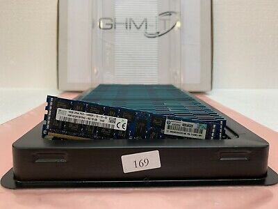 160GB - 10 x 16GB DDR3 RAM Hynix HMT42GR7BFR4C-RD ECC - 2Rx4 PC3-14900R 1866 MHz