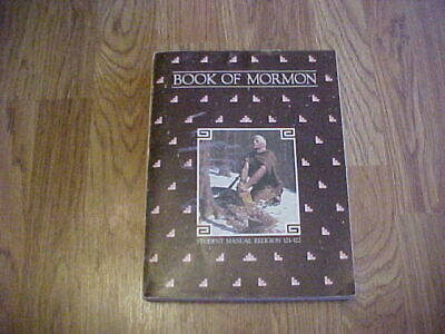 BOOK OF MORMON Student Manual Religion 121-122 BYU LDS 1981 Revised Edition