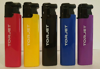 TorJet Windproof Turbo Lighters POWERFUL Refillable