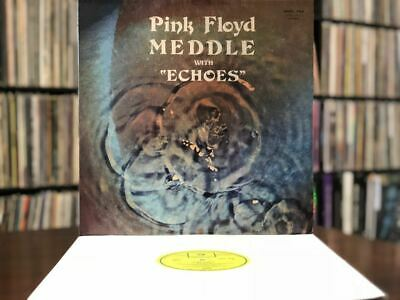 "Pink Floyd- Meddle with ""Echoes"" White Vinyl Reissue"