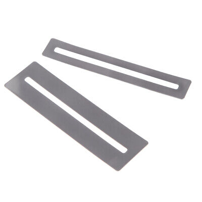 2pcs Fretboard Fret Protector Fingerboard Guards for Guitar Bass Luthier M5R8