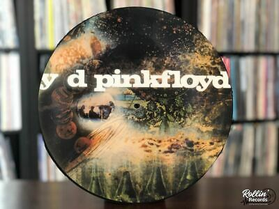Pink Floyd – A Saucerful Of Secrets Picture Disc