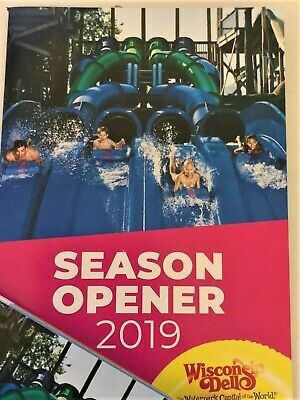 Wisconsin Dells Season Opener Cards Featuring FREE Noah's Ark and Mount Olympus