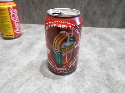 coca cans / canette 2005 jukebox